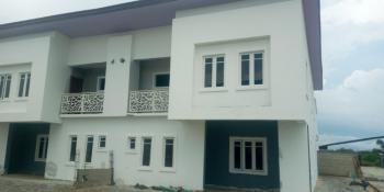 Luxury 4 Bedroom Terrace Duplex, Monastery Road, Sangotedo, Ajah, Lagos, Terraced Duplex for Sale