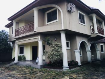 Luxury 4 Bedroom Duplex with a Study Room and 1 Bedroom Flat Bq, Peter Odili Road, Trans Amadi, Port Harcourt, Rivers, Detached Duplex for Sale