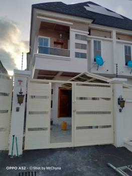 Nicely Finished 4 Bedroom Semi Detached, Chevy View, Lekki, Lagos, Semi-detached Duplex for Sale