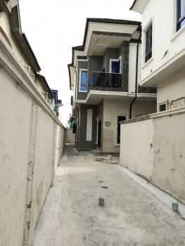 Newly Built 4 Bedroom Semi Detached Duplex with Bq, Agungi, Lekki, Lagos, Semi-detached Duplex for Sale