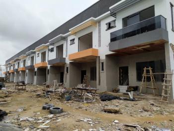 Beautiful 4 Bedroom, Osapa, Lekki, Lagos, Terraced Duplex for Sale
