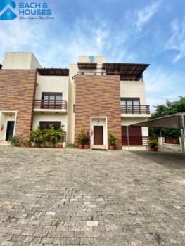 Beautiful 4 Bedroom House, Maitama District, Abuja, Semi-detached Duplex for Sale