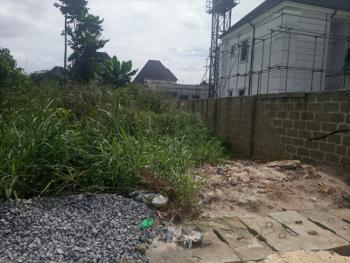 Table Dry Land in a Secured Estate, Naf Harmony Estate Eliozu, Port Harcourt, Rivers, Residential Land for Sale