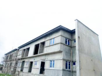 Beautiful Two Bedrooms Terraced Duplex, Opposite Eko-tourist and Resorts Center, Ibeju Lekki, Lagos, Terraced Duplex for Sale