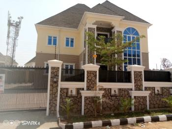 a Superb Brand New Fully Finished Detached 6bedrooms Duplex, an Estate at Galadimawa Fct-abuja, Galadimawa, Abuja, Detached Duplex for Sale