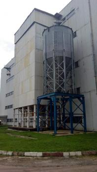 Flour Mill Factory on 12 Acres of Land Lease Or Joint Vernture, Old Ibadan to Lagos Road, Podo, Challenge, Ibadan, Oyo, Factory for Rent