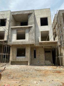 5 Bedroom Terrace with Proposed Contemporary Features, Guzape District, Abuja, Terraced Duplex for Sale