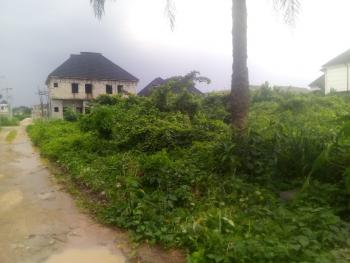 3½ Plots of  Table Land on The Road Close to Tank, Rumuodara, Port Harcourt, Rivers, Land for Sale