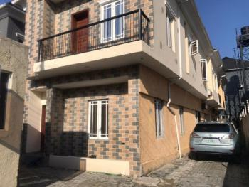 Luxury 3 Bedroom Seeviced House in an Estate, Off Freedom Way, Lekki, Lagos, Terraced Duplex for Rent