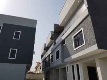 Luxury Five Bedroom Terraces with Bq, Lekki, Lagos, Terraced Duplex for Sale