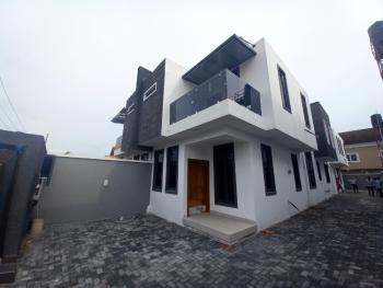 Luxury 4 Bedroom Semi-detached Duplex with Bq, Off Fola Osibo, Lekki Phase 1, Lekki, Lagos, Commercial Property for Rent
