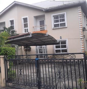 4 Bedroom Duplex with Bq, Friends Colony, Osapa, Lekki, Lagos, Semi-detached Duplex for Rent