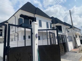 Brand New 4bedroom Semi Detached Duplex with a Room Bq at Lekki, Chevron Drive, Lekki, Lagos, Semi-detached Duplex for Sale