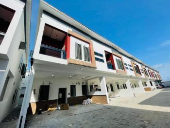 Exquisite 4 Bedroom Terrace Duplex Plus Bq !!!!, 2nd Tollgate, Lekki, Lagos, Terraced Duplex for Sale