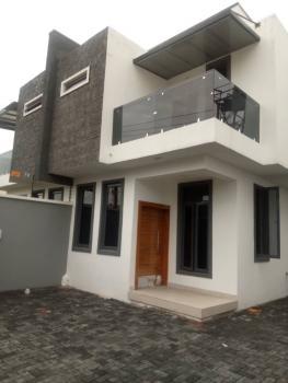 Four Bedroom Semi Detached House with a Bq, Off Fola Osibor Road Lekki 1, Lekki Phase 1, Lekki, Lagos, Semi-detached Duplex for Rent