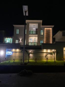 Majestic 5 Bedroom with Superb Finishing, Asokoro District, Abuja, Semi-detached Duplex for Sale