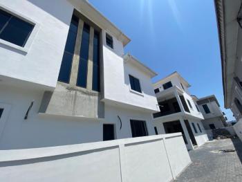 5 Bedroom Detached House with Bq on 3 Floors, Osapa, Lekki, Lagos, Detached Duplex for Sale