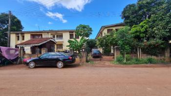 Strategic Corner 2 Plots of Land with Twin 6 Flats of 3 Bedroom(cofo), Ituku Street Beside Nondon Hotels Off New Haven, Chime Avenue, Enugu, Enugu, Block of Flats for Sale
