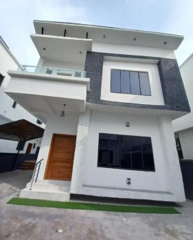 Super Luxury Affordable 4 Bedroom Fully Detached Duplex with Bq., By Jubilee Bridge, Ajah, Lagos, Flat / Apartment for Sale