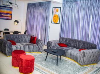 Luxuary 3 Bedrooms Maisonette Apartment, Cardogan Estate, Osapa, Lekki, Lagos, Flat / Apartment Short Let
