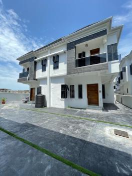 Serviced 4 Bedroom Semi Detached Duplex, Oral Estate Extension, Lekki, Lagos, Semi-detached Duplex for Sale