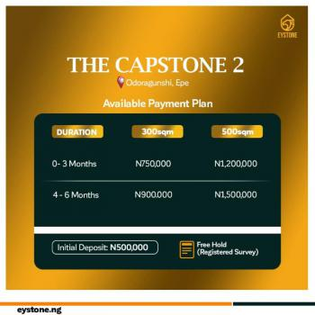 The Capstone, Epe, Lagos, Residential Land for Sale