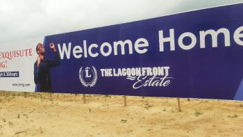Affordable C of O Waterfront Property in Alaro City, Less Than 2 Minutes Drive From Alaro City, The Extension of Lftz, Epe, Lagos, Mixed-use Land for Sale