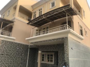 Luxury 4 Bedroom Terrace Duplex + Bq with Open Rooftop, Kado, Abuja, Terraced Duplex for Rent