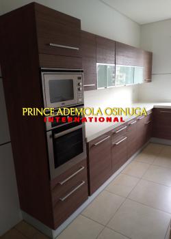 Top of The Range 3 Bedroom Apartment +tennis+gym+pool, Old Ikoyi, Ikoyi, Lagos, Flat / Apartment for Rent