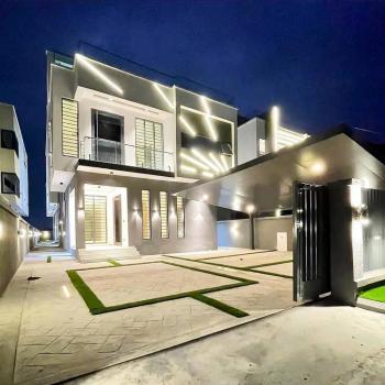Newly Built 5 Bedroom Fully Detached House., Osapa, Lekki, Lagos, Detached Duplex for Sale