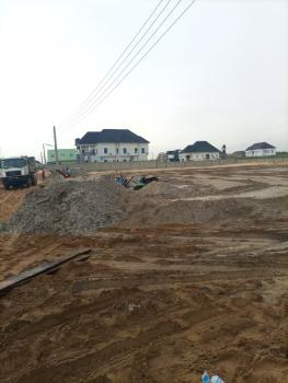 10 Plots of Land Sandfilled Already in an Estate with C of O Title, By Blenco Super Market, Sangotedo, Ajah, Lagos, Residential Land Joint Venture