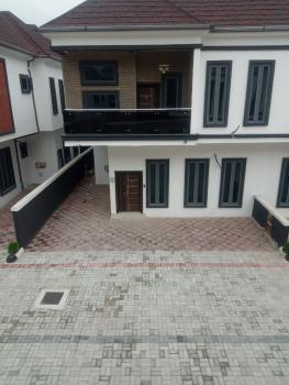 New 4bedroom Semi Detached with Bq, Ochid Road, Lekki Phase 2, Lekki, Lagos, Semi-detached Duplex for Sale