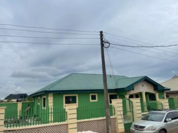 Two Flat of a Three Bedroom Bungalow, Evbukhu Community, Benin, Oredo, Edo, Detached Bungalow for Sale
