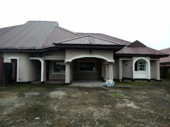 Tastefully Finished 4 Bedroom Detached Bungalow with Boys Quarter at Uyo, Akwa Ibom State, Shelter Afrique Housing Estate, Uyo, Akwa Ibom, Detached Bungalow for Rent