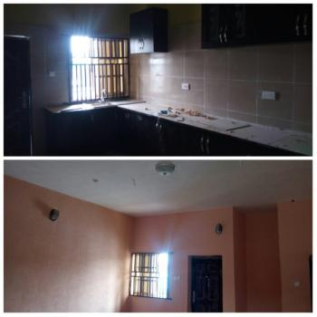 a Lovely, New Built and Spacious Secured 3 Bedroom Flat for 1 Year, Zanzi Close Zada Estate, Onike, Yaba, Lagos, Flat / Apartment for Rent