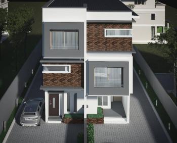 Newly Built 2 Units 5 Bedroom Semi /detached Duplex + B.q, 500sqm Eachshonibare Estate, Mary Land Ikeja., Maryland, Lagos, Semi-detached Duplex for Sale
