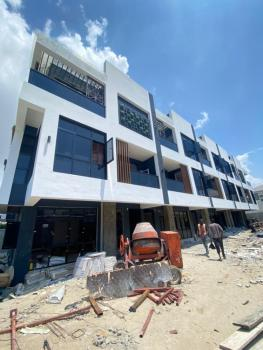 Brand New 4 Bedroom Terrace Duplex in Lekki Ph. 1, Communal Swimming Pool Is Located in a Secured and, Lekki Phase 1, Lekki, Lagos, Terraced Duplex for Sale