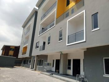 Newly Built 4 Bedrooms Flat with a Room Bq, Aturanse, Gbagada, Lagos, Flat / Apartment for Rent