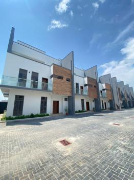 Brand New 4 Bedroom Terrace Duplex with Communal Swimming Pool Is Loca, Ikate-elegushi, Lekki  Title: Governors Consent, Ikate Elegushi, Lekki, Lagos, Terraced Duplex for Sale