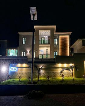 a Luxury Home in a Prestigious Estate Environment, Asokoro District, Abuja, Detached Duplex for Sale
