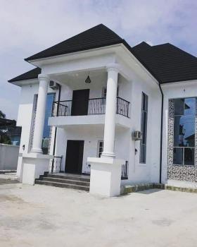 Executive 5 Bedroom Detached Duplex with 2 Bq & Gatehouse, Farm Road 2, Eliozu, Port Harcourt, Rivers, Detached Duplex for Sale