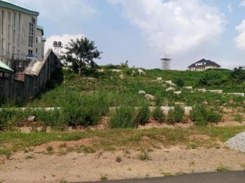 800sqm Guzape Fha on a Tarred Road, Fha, Guzape District, Abuja, Residential Land for Sale