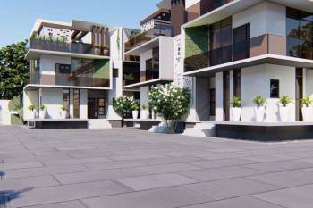 Super Luxurious 5 Bedroom Duplex with Bq and Suspended Swimming Pool., Durumi, Abuja, Terraced Duplex for Sale