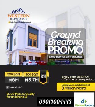 Dry Land with Good Title, Ikola, Alagbado, Ifako-ijaiye, Lagos, Residential Land for Sale