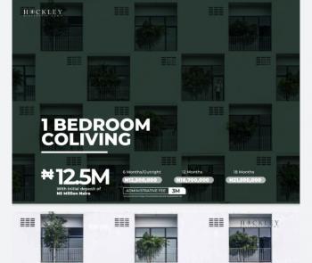 Luxury 1 Bedroom Co Living Space, Eko Akete, Abijo, Lekki, Lagos, Self Contained (single Rooms) for Sale