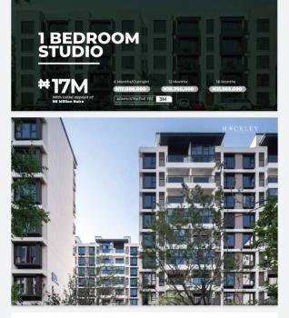 Luxury 1 Bedroom Studio Apartment, Eko Akete, Abijo, Lekki, Lagos, Mini Flat for Sale