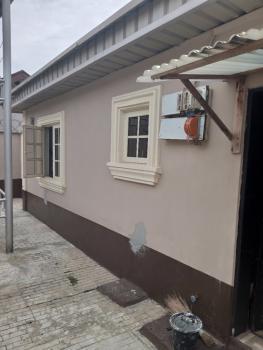 Clean Mini Flat with Pop Ceiling, Oga Oloye Estate Igbogbo By Olasco But Stop, Ikorodu, Lagos, Mini Flat for Rent