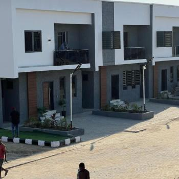Exquisite and Neatly Finished 2 Bedrooms Terraced Duplex in an Estate, By Lagos Business School, Ajah, Lagos, Terraced Duplex for Sale