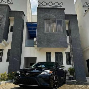 a Luxury 4 Bedroom Terrace Duplex, Life Camp, Abuja, Terraced Duplex for Sale