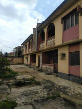 4 Numbers of 3 Bedrooms Flats with 2 Numbers of 2 Bedrooms, Beside The Main Road at Ajuwon Alagbole Road Close, Ojodu, Lagos, Block of Flats for Sale